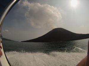 Baby Krakatoa (still active)