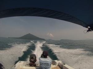 Bye bye Krakatau.