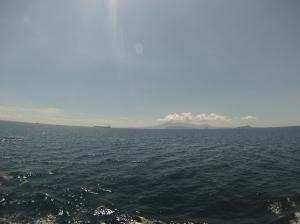 Ocean and Islands.